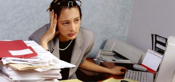 con stress sul lavoro e sindorme da burnout a rischio salute del cuore