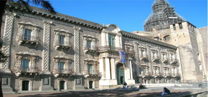 Universita di Catania, matrimoni al Monastero dei Benedettini