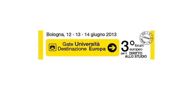 forum europeo sul diritto allo studio universitario 2013