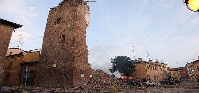 bambini soffrono di stress post traumatico in seguito a terremoto emilia 2012