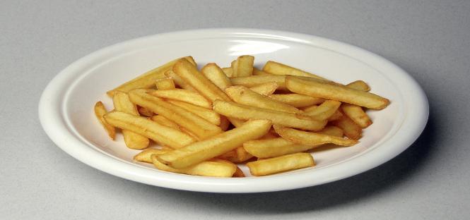 su giove patatine fritte perfette