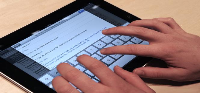 Studiare col tablet fa imparare di meno