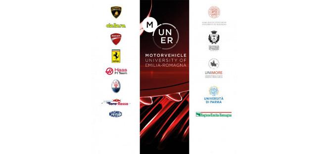 Nasce Motorvehicle University of Emilia-Romagna