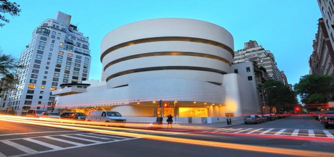 Tirocini Guggenheim Museum New York 2017