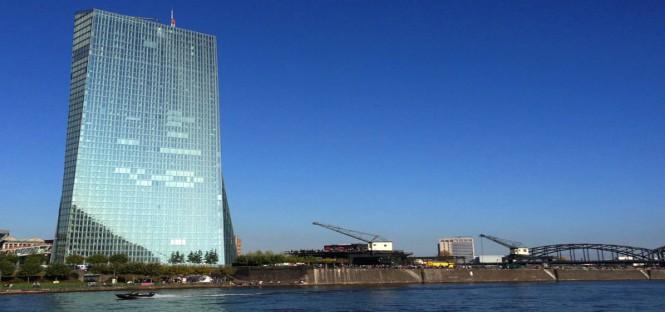 Tirocinio Banca Centrale Europea Francoforte 2017