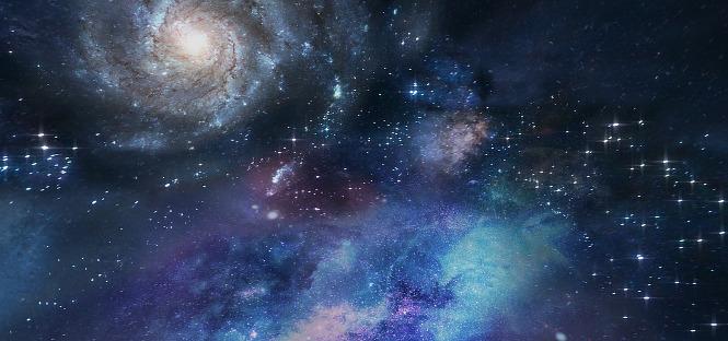galassia senza materia oscura