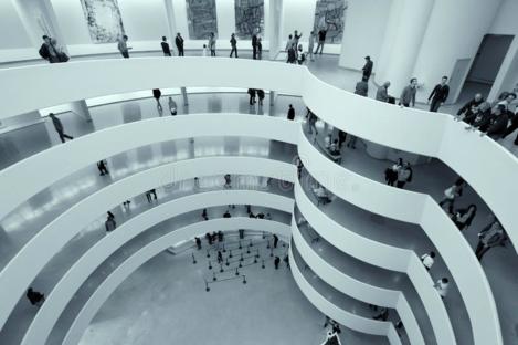 tirocini Guggenheim Museum New York 2018